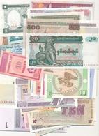 OFFER   Lot Of Banknotes -    Mundial / World  50 Billetes Diferentes / Foto G - Banknotes