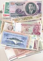 OFFER   Lot Of Banknotes -    Mundial / World  100 Billetes Diferentes / Foto - Banknotes