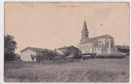 VILLIEU     EGLISE - Autres Communes