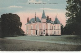 PRUNIERS Le Chateau - Frankreich