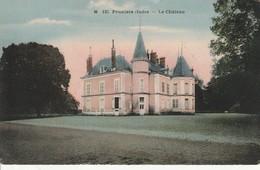 PRUNIERS Le Chateau - Francia