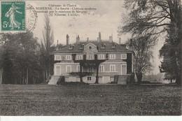 NIHERNE La Saura Chateau - Frankreich