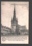 Liège - Cathédrale St-Paul Vue De La Place St Paul - Luik