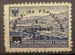 ALBANIA 1948 - Canceled - Mi 446 - 5L - Albanie