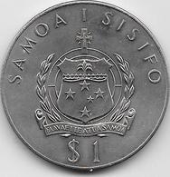 Samoa - 1 Dollar - 1977 - Samoa