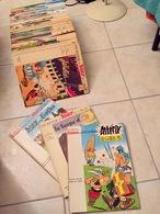 Collection Astérix à Partir De 1961 - Books, Magazines, Comics