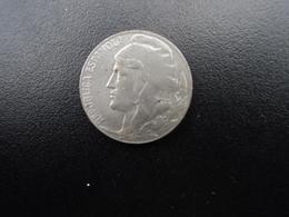ESPAGNE : 5 CÉNTIMOS   1937    CB 186 * / KM 752      SUP - [ 2] 1931-1939 : République