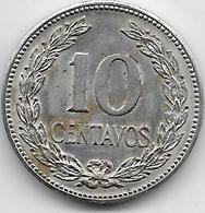 Salvador - 10 Centavos - 1952 - Salvador