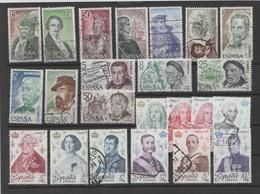 ESPAÑA SELOS -SERIES VALORES ALTOS DE FACIAL (K.7) - 1870-72 Regency