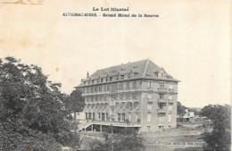 46 ALVIGNAC MIERS GRAND HOTEL DE LA SOURCE - Autres Communes