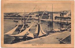 W053  - ALGHERO  - IL PORTO - Altre Città