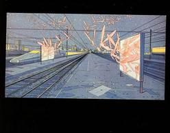 France Rail Schuiten Tgv - Illustrateurs & Photographes