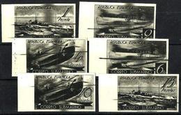 España Nº 775PR/80PR En Nuevo. Cat.246€ - 1931-50 Unused Stamps