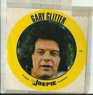 """**Oude JOEPIE- Muziekblad Sticker     ** = """""""" GARY  GLITTER """""""" - Autres"""