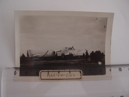 Photo Originale Avion Aviation Arc En Ciel - Aviation