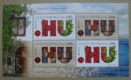 Ungarn         Europa  Cept    Besuchen Sie Europa  2012  ** - Europa-CEPT