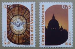 Vatikanstadt         Europa  Cept    Besuchen Sie Europa  2012  ** - Europa-CEPT