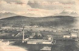 Saint-Gaudens -  Vue Prise De La Ville Sur La Plaine De Miramont Et Les Pyrénées (Labouche N°668) - Saint Gaudens