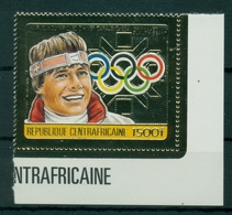 CENTRAL AFRICAN REPUBLIC *1984 * GOLD Stamp * MNH** Olympic Games - Mi.No 1069 - Centrafricaine (République)