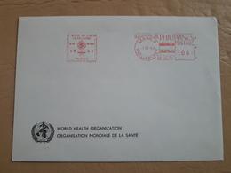 Philipinas L'OMS,le Monde Uni Contre Le Paludisme 1962 - Enfermedades