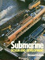 Submarine - Design And Development - Bücher