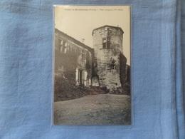 Série Trois Cartes Château De MONTCHENU - Autres Communes