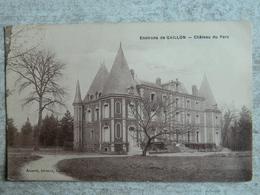 ENVIRONS DE GAILLON        CHATEAU DU PARC - France