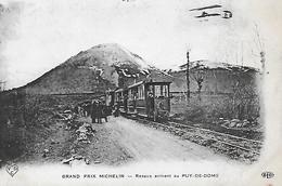 Carte Postale - Grand Prix Michelin - RENAUX Arrivant Au Puy-de-Dome (63) - 1911 - - Non Classificati
