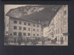 Cartolina Longarone 1912 - Belluno