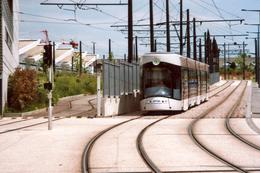 Marseille (13 - France)  Tramway De Marseille - 9 Mai 2009 - Ligne T1 – Saint Pierre - Tranvía
