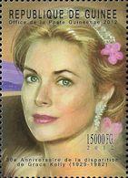 Guinee Grace Kelly Cinema 1v Stamp Michel:9346 - Célébrités