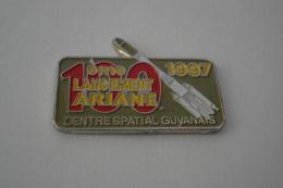 20191202-3757 CENTRE SPACIAL GUYANAIS – 1997- 100e LANCEMENT DE LA FUSEE ARIANE - Space