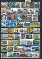 Luxembourg: 1 Lot De 360 Timbres Divers Oblit - Luxembourg