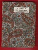 Bibliothèque Miniature Payot N°18 Omar Khayyam Les Rubaiyat Traduit Par Roger-Cornaz - Books, Magazines, Comics