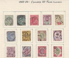 Grande Bretagne  Lot De Timbres G   4 Scan - Collections