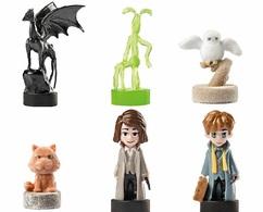 Wizzis Esselunga 2019 - Harry Potter E Animali Fantastici 9 - Otros