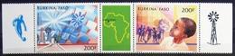 BURKINA FASO                      P.A 277 A                    NEUF** - Burkina Faso (1984-...)