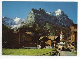 GRINDELWALD Postauto - BE Berne