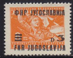 Yugoslavia 1949 Definitive With Overprint, MNH (**) Michel 588 - 1945-1992 Socialist Federal Republic Of Yugoslavia