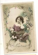 239 - Enfant - Oiseaux -Souvenir - Dessins D'enfants