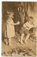 240 - Enfants- Illustrateur Wandel (?) - Dessins D'enfants