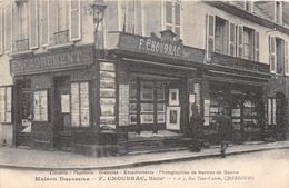 """¤¤   -    CHERBOURG   -  Maison """" BISONNIER """"   -  """" F. CHOUBRAC """" Succèsseur 1 Et 3 Rue Rour-Carrée        -   ¤¤ - Cherbourg"""