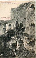 02 COUCY-le-CHÄTEAU - Ruines Du Château  - BE - France
