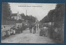PASSY  GRIGNY - Avenue Des Tilleuls - Francia