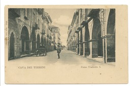 CAVA DEI TIRRENI - CORSO UMBERTO I. - Cava De' Tirreni