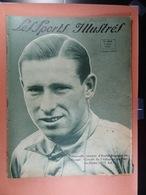Les Sports Illustrés 1934 N°689 Emile Bruneau Tour De France Schaerbeek Bruges-Ste-Croix Laeken Mont-St-Amand Louviot - Deportes