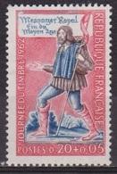 Journée Du Timbre - FRANCE - Messager Royal De La Fin Du Moyen-age - N° 1332 ** - 1962 - Nuovi