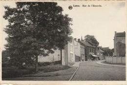 LUTTRE - Rue De L'ESCAVEE / Edit. Albert / Non Voyagée - Pont-à-Celles