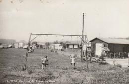 LUTTRE - Camping Du TRIEUX Du Bois / Edit. Mme Labarre / Non Voyagée - Pont-à-Celles