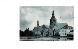6 Basse -Wavre. Eglise Et Séminaire - Wavre